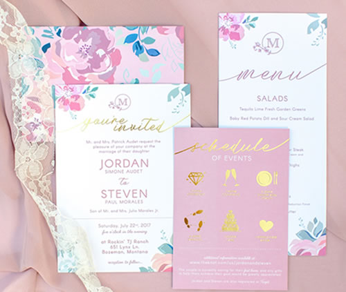 Trending Wedding Invitations: 10 HOT WEDDING INVITATION TRENDS
